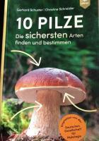 10 Pilze sicher erkennen