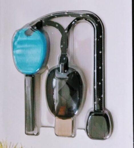 Magnesiumstab Junior blau